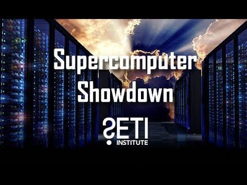 Big Picture Science: Supercomputer Showdown - Nov 04, 2019