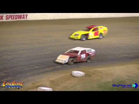 Lake Ozark Speedway B Modified 9-30-17