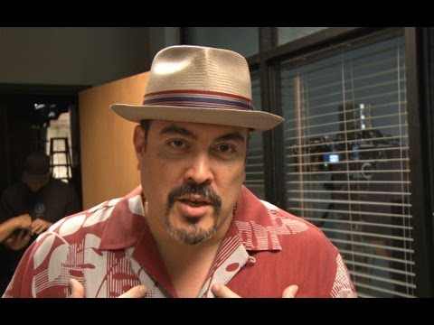 Dexter Season 8: In Production with David Zayas