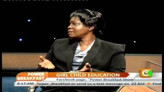 Power Breakfast Interview: Girl Child Education