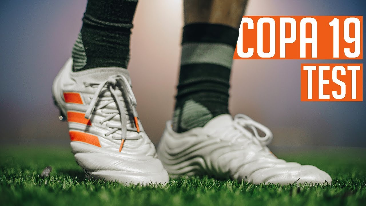 Adidas COPA19: Test & Review