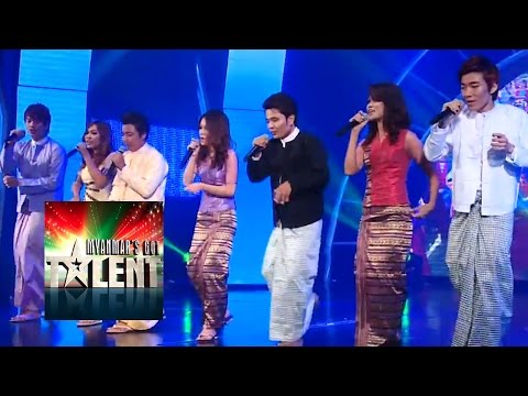 Hangover Myanmar's Got Talent 2015 Final | Season 1: Singing group Hangover perform live at Myanmar's Got Talent 2015 final! Watch the Final here: http://bit.ly/FINAL_MGT Subscribe & watch more: http://bit.ly/SUBSCRIBE_MGT Myanmar's Got Talent saw some amazing talented acts from singers, dancers and performers from across the country! Watch all the acts here on our YouTube channel! http://bit.ly/SUBSCRIBE_MGT