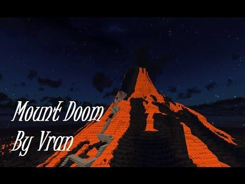 Minecraft modder webmaster of the coag twitch streamer. Minecraft Builds - Mount Doom - YouTube