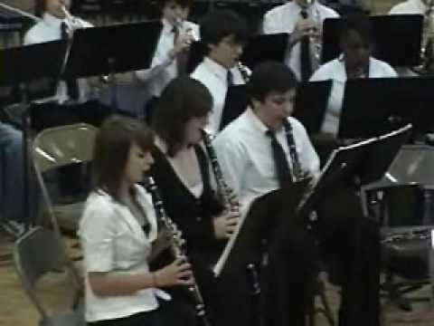 Stars & Stripes Forever; Trailridge Middle School Band