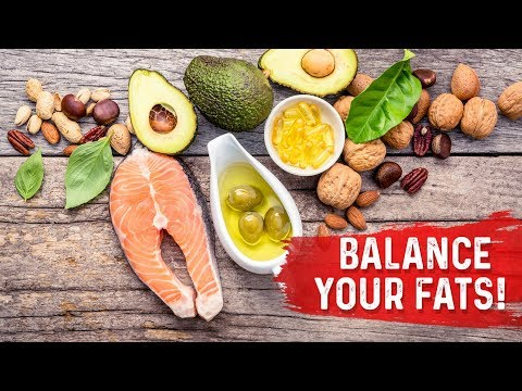Correcting Your Ratio of Essential Fatty Acids (EFA) on the Ketogenic Diet - Dr.Berg