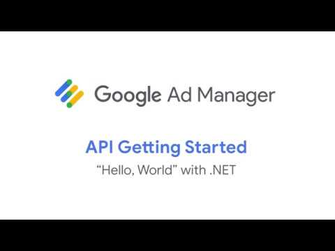 Making Requests to Google Ad Manager API with .NET