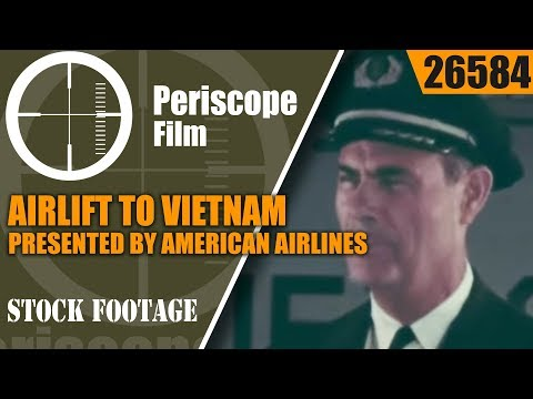 AIRLIFT TO VIETNAM PRESENTED BY AMERICAN AIRLINES  26584