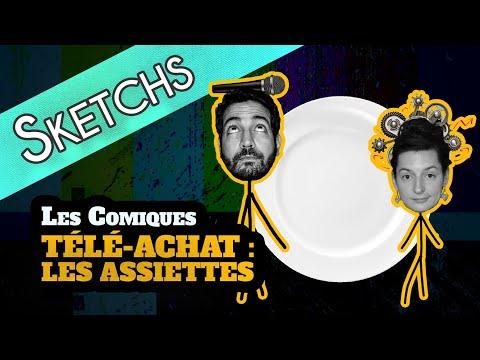 LES COMIQUES - Télé-Achat