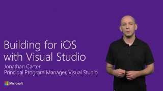 Building apps for iOS with Visual Studio Video
