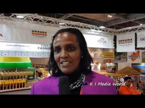 UGANDA @ World Travel Market in London  Nov 2018