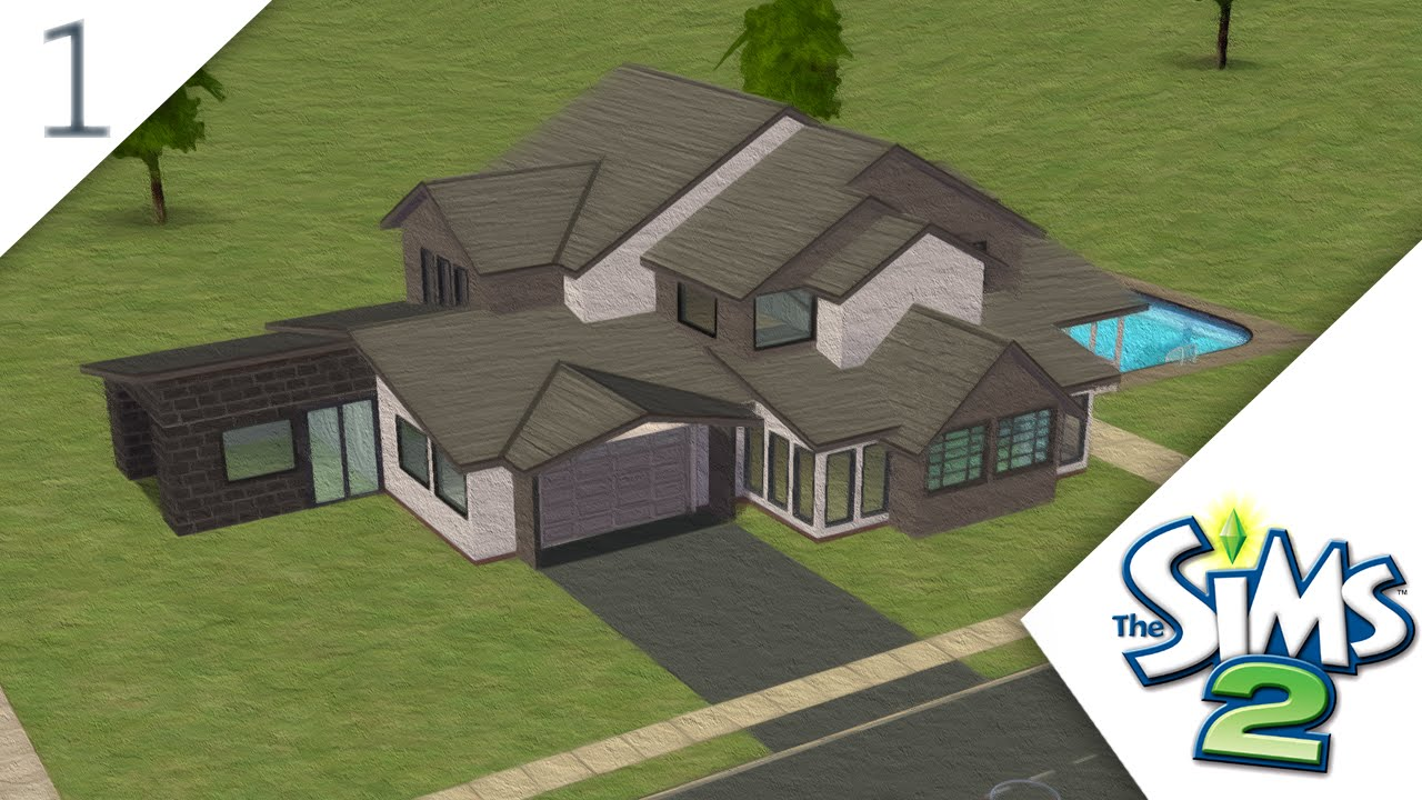 How To Build Houses In Sims  Pc