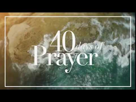 Lesson 5: Praying for a Breakthrough