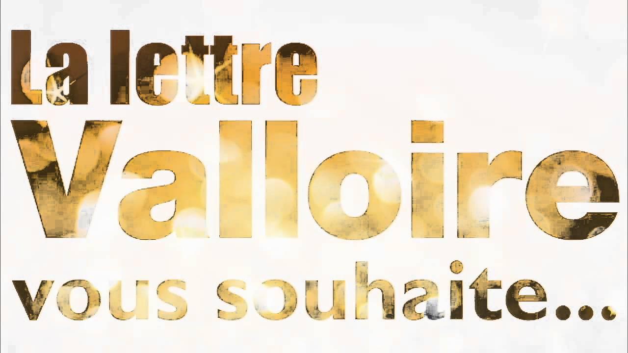 lettre valloire La Lettre Valloire vous souhaite une excellente année 2015 HD  lettre valloire