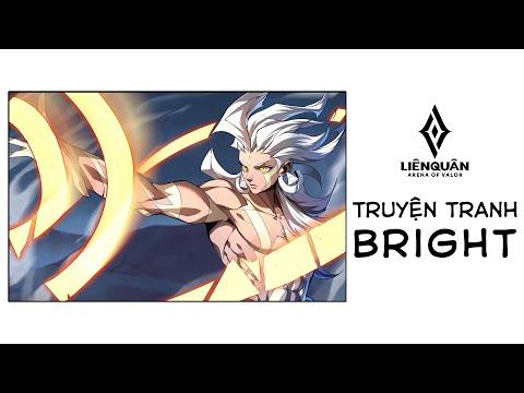Truyện Tranh Bright | Ánh sáng đối đầu Bóng tối