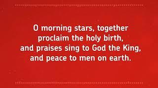 O Little Town Of Bethlehem – FWBC Christmas Carol