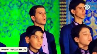 Syaunya Paduan Suara Asmaul Husna Pelajar Uzbekistan
