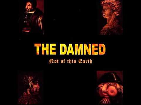 The Damned  Not Of This Earth Full Album 1996