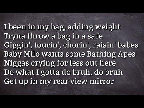 Anderson .Paak - TINTS (feat. Kendrick Lamar) HQ Lyrics |theLoveish|