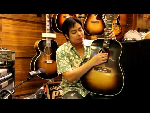Gibson J45 True Vintage by AcousticThai.Net