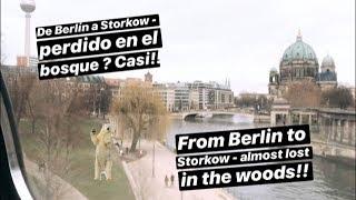 BERLIN & ESPERANTO!! Travel, friends and music. Day 2