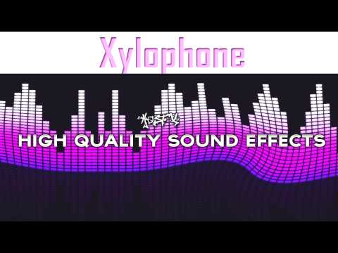 Cartoon Xylophone Sound Effects
