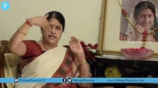 Actress Pratyusha Mother Sarojini About Her Daughter Last Days | Telugu Popular TV