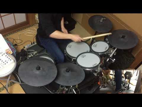 【バンドリ!】Opera of the wasteland -drumcover-