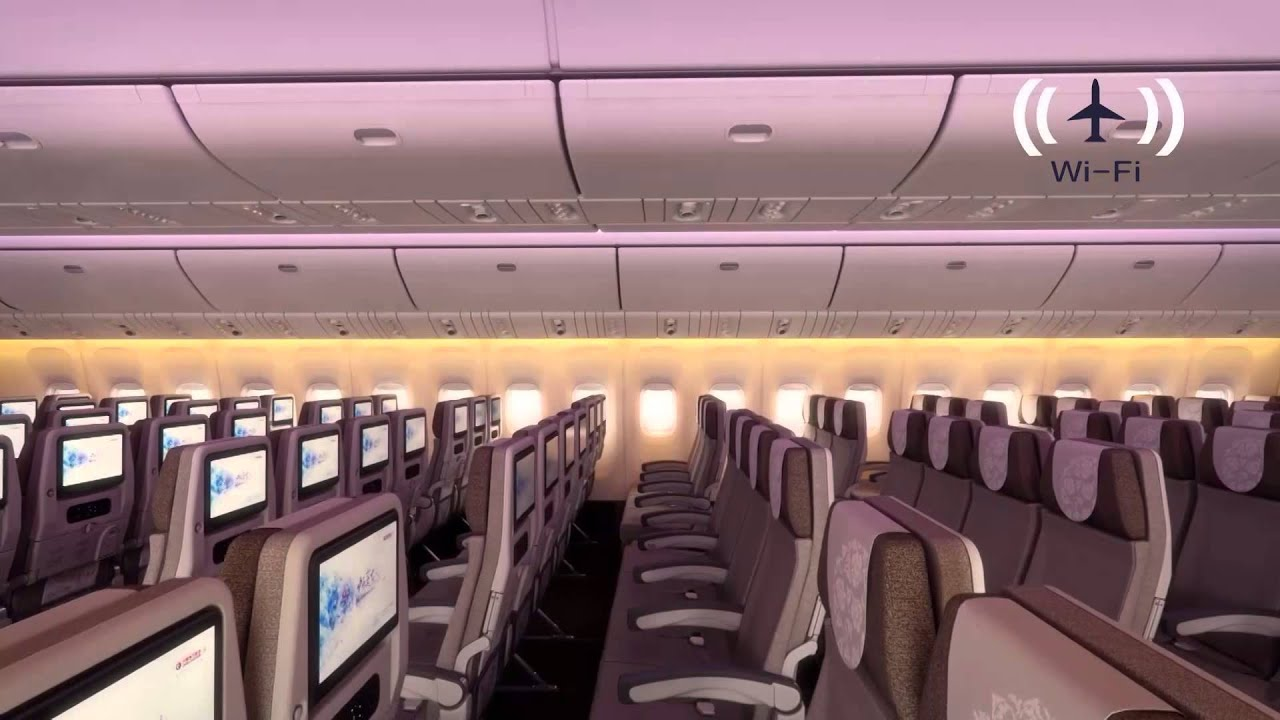 Introducing china eastern 39 s new fleet of boeing 777 300er - China eastern airlines bangkok office ...