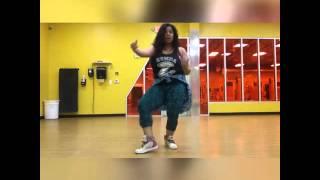 Work by Rihanna-Zumba Fitness