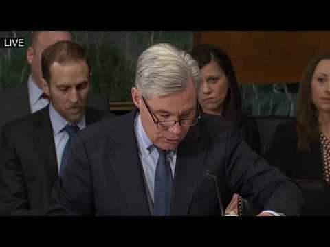 Senate Judiciary Committee votes on Jeff Sessions nomination to be Attorney General
