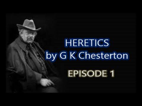 Chesterton Heretics