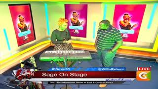 Up close with the melodious Chemutai Sage #10Over10