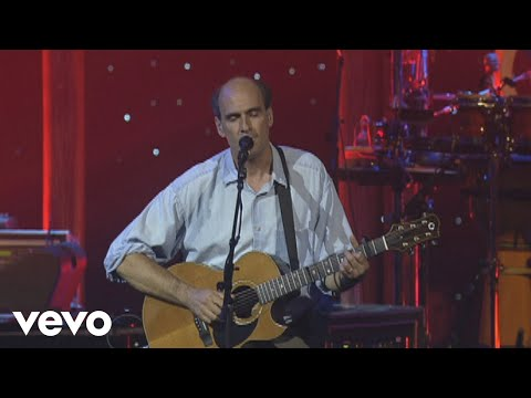 James Taylor - On The 4th Of July (from Pull Over)