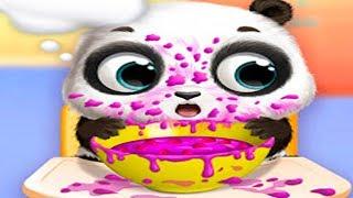 Приключения малыша панды Лу | Играем в игру для детей и готовим мороженое