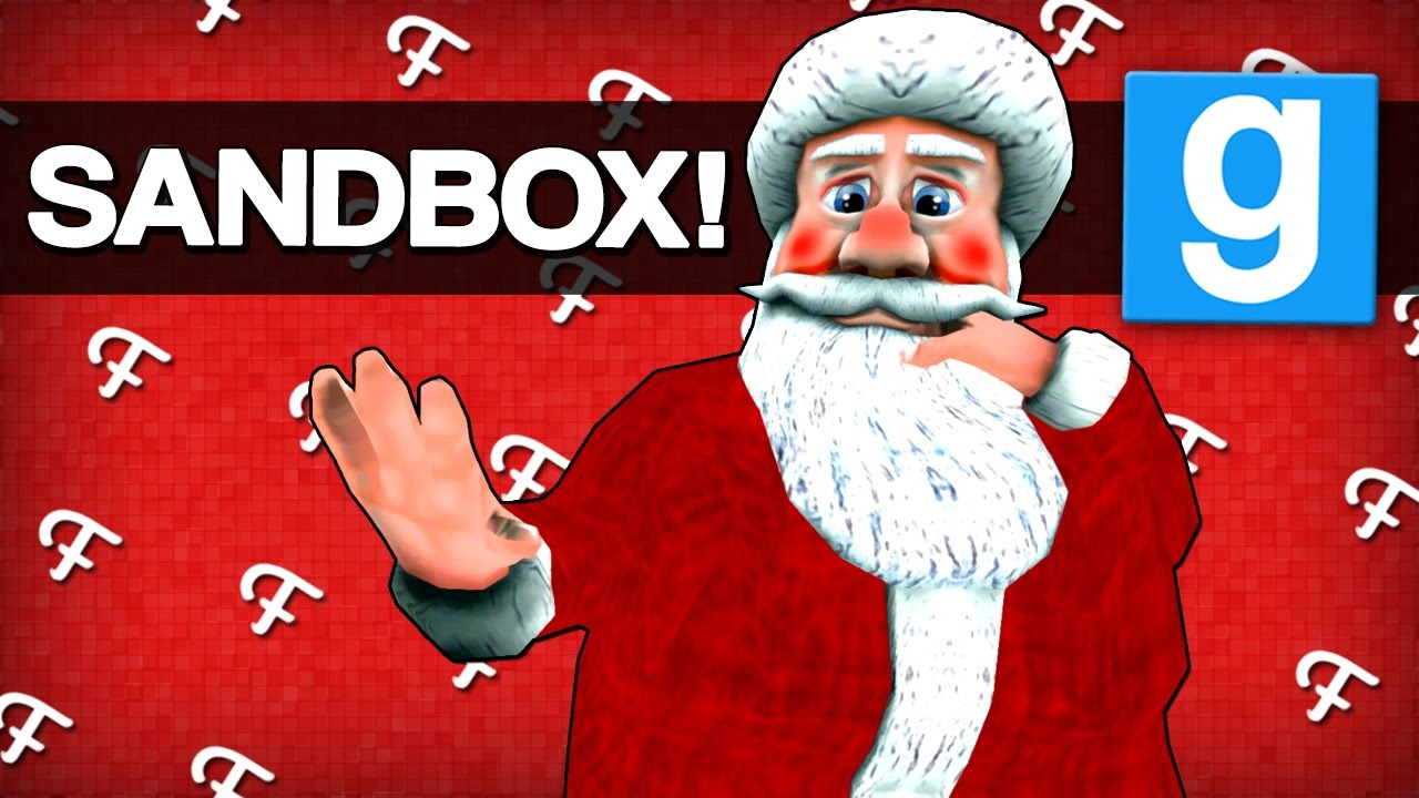 Gmod: Who's the real Santa Claus?! (Garry's Mod Sandbox - Comedy Gaming)