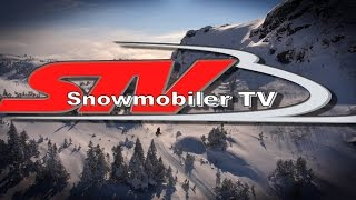 Snowmobiler TV Episode 2 2015. Mountain Sleds, Sled Suspensions, CKX Helmets
