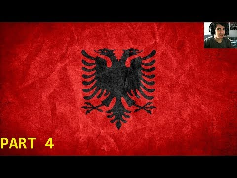 Let's play Supreme ruler Ultimate - Albanian Kingdom part 4 - Croation invasion