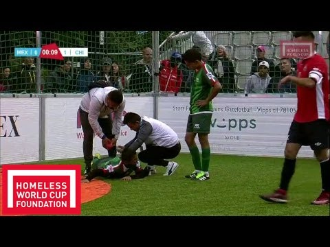 Oslo 2017 Homeless World Cup Live Stream Day 7 Pitch 1