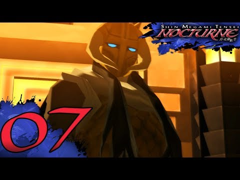 Shin Megami Tensei III: Nocturne - Part 7 - Thor