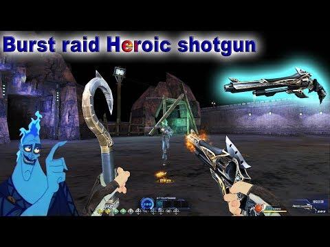 Blood Strike : New / Novo  [ Heroic ] Shotgun - sVIP : BS Chinese