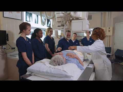 Radiography at Aultman College