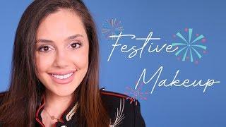 Festive Makeup With Nour | مكياج مميّز للاحتفالات مع نور