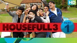 Housefull 3   Funny Moment - Part 1   Akshay Kumar, Riteish Deshmukh, Abhishek Bachchan