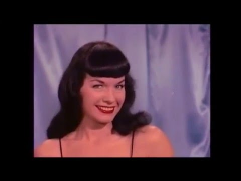 betty page Burlesque groove