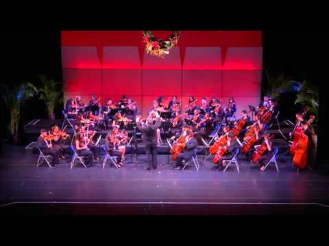 Kamehameha Schools Christmas Concert 2013 - For A Peaceful World