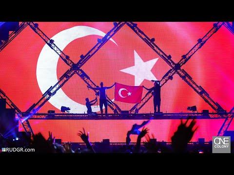 Dimitri Vegas & Like Mike FULL SET - Smash The House İstanbul 2017  Türkiye / KüçükÇiftlik Park