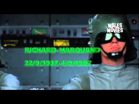 Richard Marquand RETURN OF THE JEDI 1983 cameo!