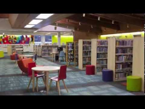 LFI Project Slideshow: Niles Public Library