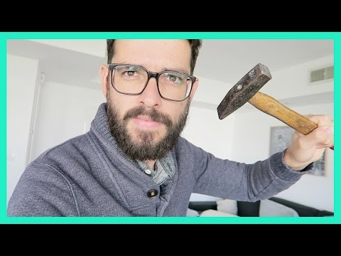 Designing A Landing Page With A Hammer