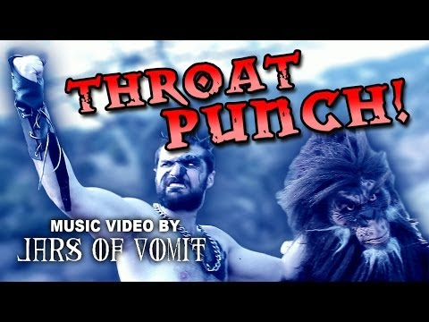 JARS OF VOMIT - Throat Punch - Official Music Video